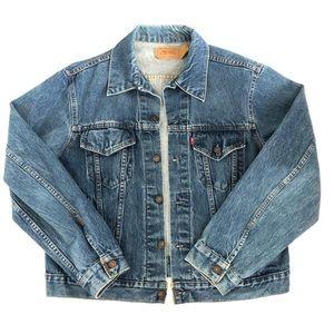 Levi's Vintage Denim Jacket SZ 46